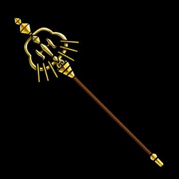 Gear-Tin Staff Render
