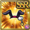 Gear-Decorated Bunny Ears Icon
