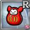 Gear-Limimin Daruma Hat Icon