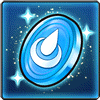 Item-Aqua Medal Icon