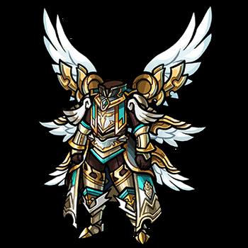 Gear-Seraphim Mail Render