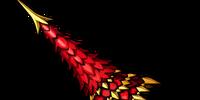 緋竜の鱗槍 (Gear)