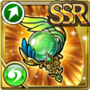 Gear-Emerald Spirit Orb Icon