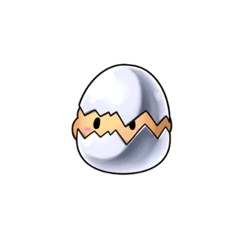 Gear-Silver Egg Render
