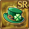 Gear-Leprechaun Hat Icon
