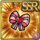 Gear-Chocolate Ribbon Icon