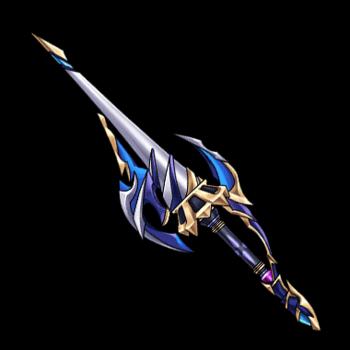 Gear-Drake Chosen Spear Render