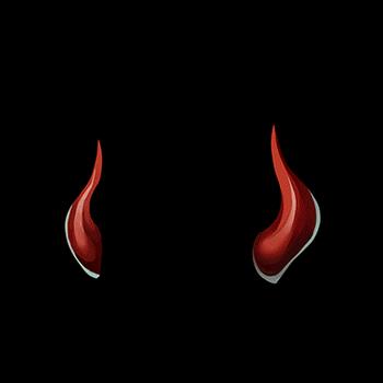 Gear-Satan's Horns Render