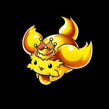 Gear-Gold Limimin King Render