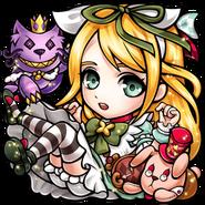Gear-Wonderful Alice SD Icon (Three Kingdoms Smash!)