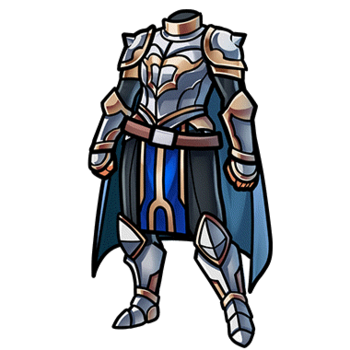 Gear-Knight Armor Render