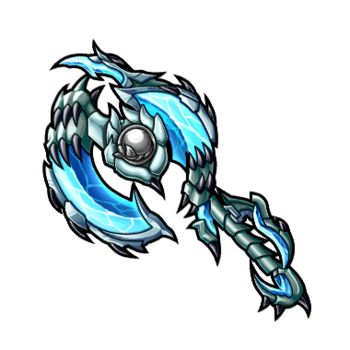 Gear-Lake Dragon Axe Render