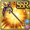 Gear-Black Witch Scythe Icon
