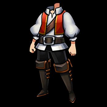 Gear-Seafarer Clothes (M) Render