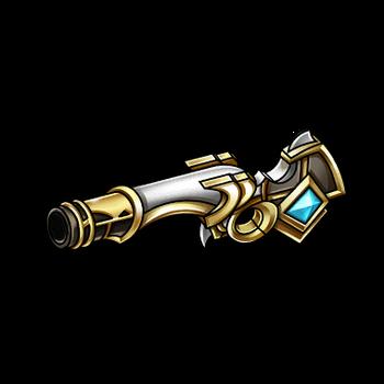 Gear-Photon Rifle Render
