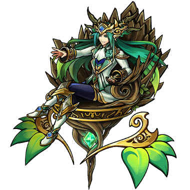 Image - Gear-Tree God Alraus Render.png | Unison League Wikia ...