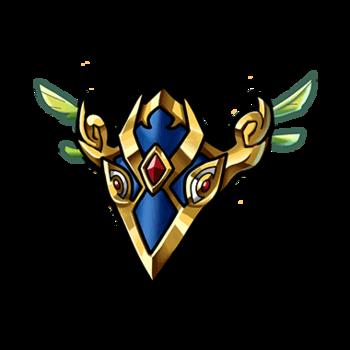 Gear-Veluda's Ritual Crown Render
