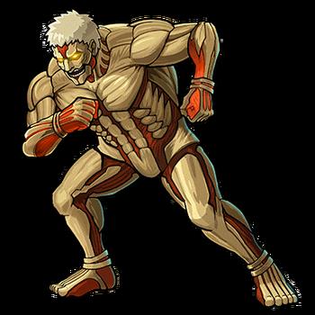 Gear-鎧の巨人・覚醒 Render