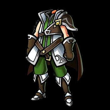 Gear-Beast's Ranger Robe Render