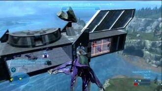 Halo Reach - Space Battle