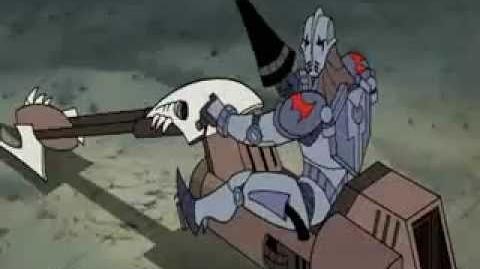 Obi-Wan Kenobi VS. Durge.