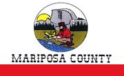Flag of Mariposa County, California