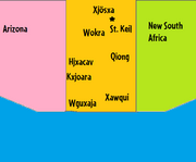 Map of Wokra