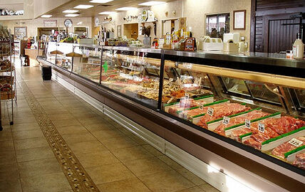 Osseo Meats Store Counter
