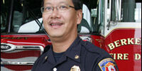 Firefighter Desmond Washko