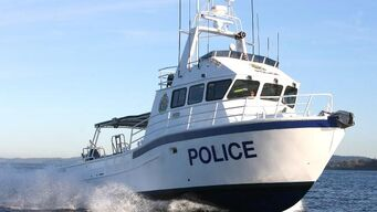 Cornelius-new-25-foot-police-boat
