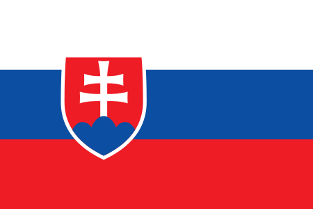 File:450px-Flag of Slovakia.png