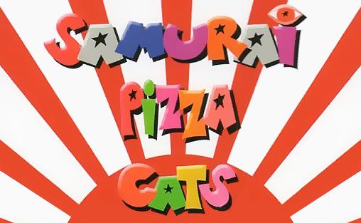 Samurai Pizza Cats logo