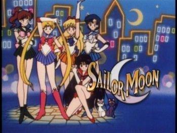 Sailor moon us title