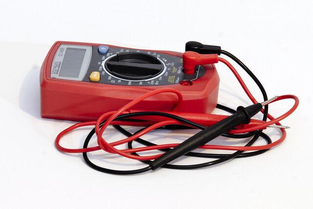 File:Electronic multi meter.jpg