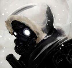Vaktovian Arctic Soldier