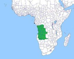 Angola territory