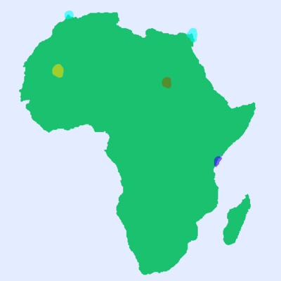 African Political Map