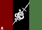Confederate Territories of Gracana FLAG