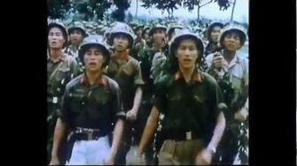 Vietnam War The Liberation of Saigon, 1975