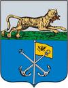 Coat of Arms of Okhotsk (Khabarovsk krai) (1790)
