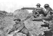Ossetian Civil War loyalists 1912
