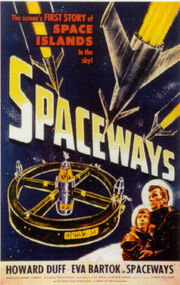Spaceways Poster