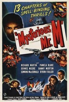 Poster of the movie The Mysterious Mr. M.jpg