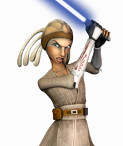 Adi gallia clone wars