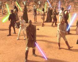 Jedi army