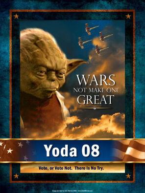 Vote for Yoda