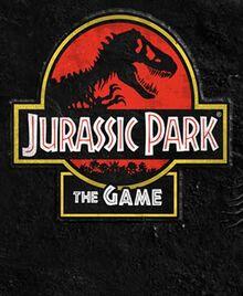 Jurassicpark-game-logo