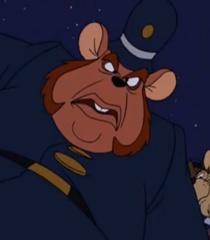 Chief McBrusque