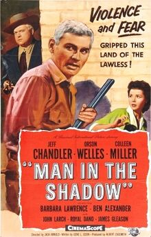 Man in the Shadow film poster