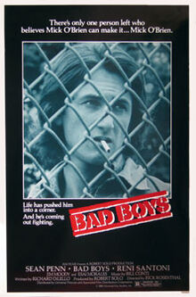Bad Boys (1983 film poster)